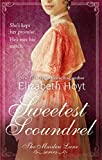 Front cover for the book Sweetest Scoundrel by Elizabeth Hoyt