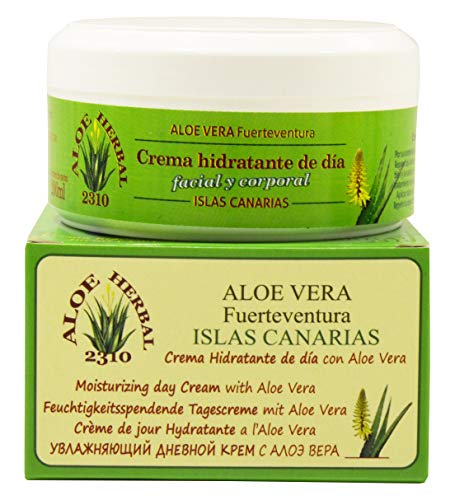 Aloe Vera Tagescreme 200ml von Fuerteventura