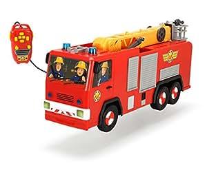 dickie toys 203099001 feuerwehrmann sam hero jupiter kabelgesteuertes feuerwehrauto 62 cm. Black Bedroom Furniture Sets. Home Design Ideas