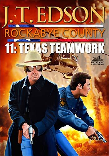 Rockabye County 11: Texas Teamwork (A Rockabye County Western) (English Edition)