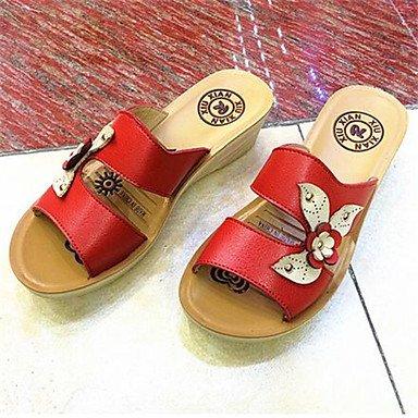 LFNLYX 2016 Scheda Coreano casual pantofole in pelle con suola in gomma rivetto scarpe parquet Green