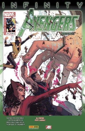 Avengers universe 012 infinity