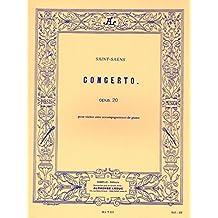Concierto a Mayor Op 20–Vl Orquesta