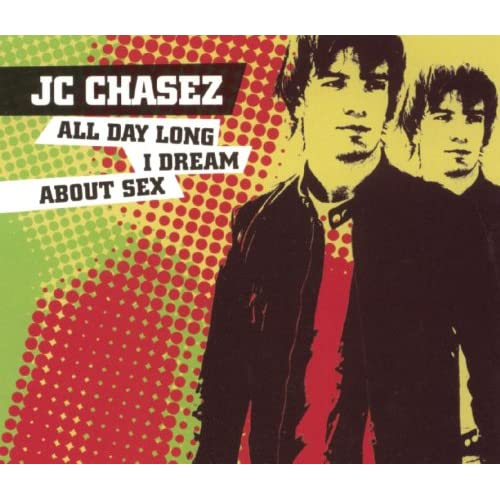 Jc chasez all day long i dream about sex mp3