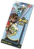 Zak Storm–Zag, Multicolore, 22x 10x 2cm (Naipes Heraclio Fournier, S.A. 40)