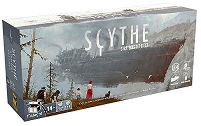Scythe - Stratèges des cieux - Version francaise