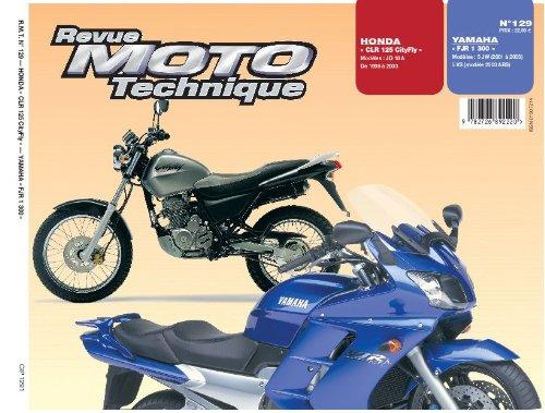 Rmt 129.1 Honda Clr 125 – Yamaha Fjr 1300