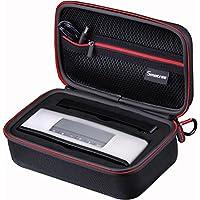 Smatree Housse Rigide de Transport avec Étui Souple Noir pour Bose Soundlink Mini I et Mini II Enceinte Bluetooth