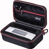Smatree Estuche de Transporte con Funda Blanda Negra para Bose Soundlink Mini I y Mini II Altavoz Portátil Bluetooth(Altavoz No Incluido)