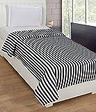 #9: BSB Trendz AC Fleece Blanket - Striped