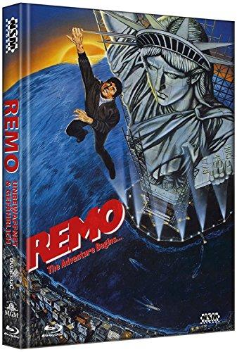 Remo - Unbewaffnet und gefährlich - Mediabook (+ DVD) [Blu-ray] [Limited Collector's Edition]