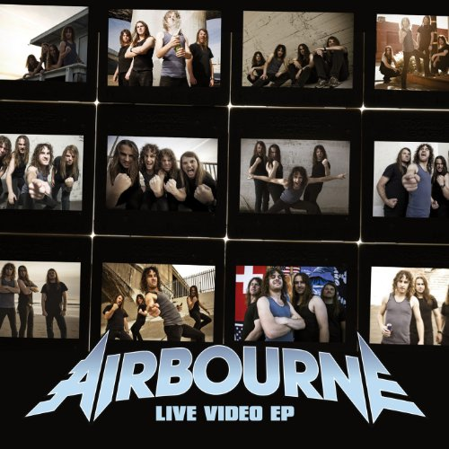 Airbourne Live Video EP