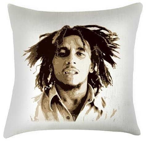 Bob Marley Tableau imprimé Coussin