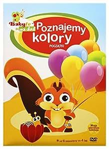 Baby TV 1: Poznajemy kolory (BabyTV) [DVD] (Pas de version française)