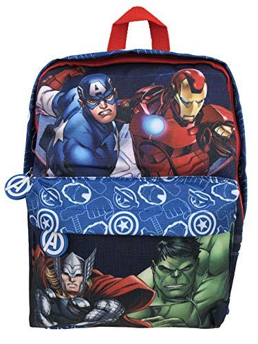 Unbekannt The Avengers Superhelden Kindergarten Rucksack ca. 30 cm Kinder Tasche