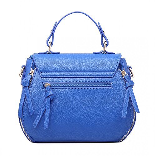 Miss Lulu - Sacchetto donna Blue