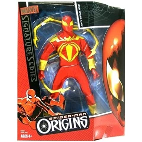 Marvel Signature Series: Iron Spider-Man Figure by Spider-Man - Signature Series Spider