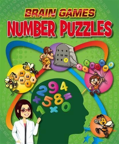 Number Puzzles (Brain Games) by Edward Godwin (2015-08-13)
