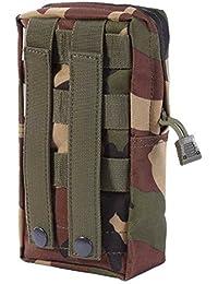 Generic Outdoor Sports EDC Nylon Gadget Pouch Waist Bags -parent