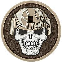Maxpedition Soldier Skull (Arid) Morale Parche