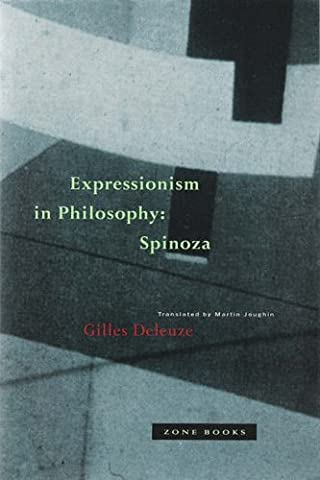 Expressionism in Philosophy: Spinoza by Gilles Deleuze (1992-04-02)