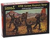 Caesar Miniatures H067 - Deutsche Gebirgsjäger