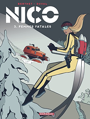 Nico - tome 3 - Femmes fatales