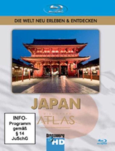 Bild von Discovery HD Atlas: Japan [Blu-ray]
