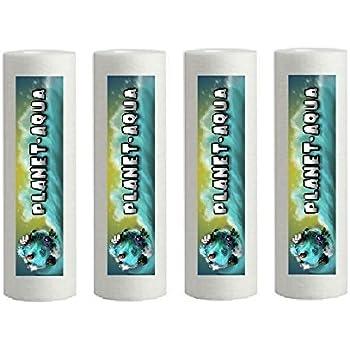 10 Wasserfilter Kartusche Polyprophylen WICKEL Filter 10 Zoll Feinheit 20/µ