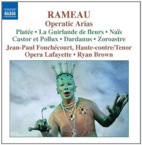 Jean-Paul Fouchécourt - L'art de Jélyotte, haute contre (Rameau extraits d'Opéras)