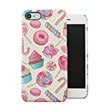 Best Hard Candy candy bar - Sweet Candies Lollipops Cupcakes Pattern Apple iPhone 7 Review