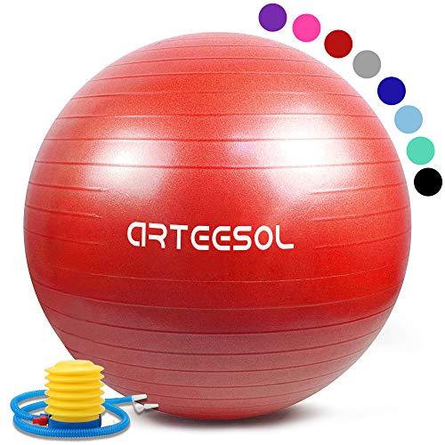 Arteesol Bola Ejercicio 45cm / 55cm / 65cm / 75cm