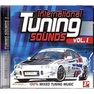 International Tuning Sounds Vol. 1 (100% Mixed Tuning Music)