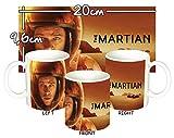 The Martian Matt Damon Marte B Tasse Mug