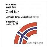 God tur. Lehrbuch der norwegischen Sprache. 2 CDs. . Lektion 1 - 22