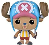 One Piece POP! Television Vinyl Figure Tony Tony Chopper (Flocked) 9 cm Funko Mini figures