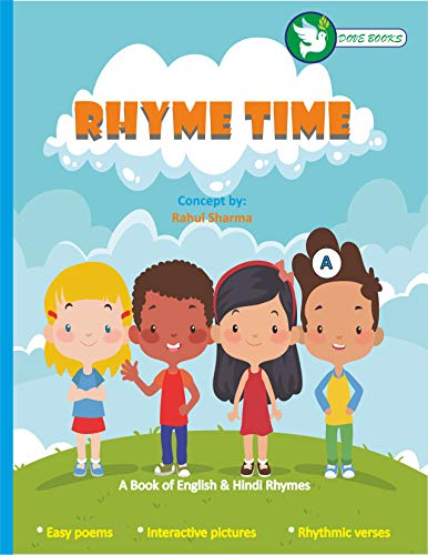 RHYME TIME: A Book of English & Hindi rhymes (DOVE) (English Edition)