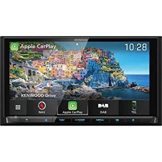 Kenwood-DNX9190DSE3-Navigationssystem-171-cm-675-Touchscreen-TFT-Fixed-Schwarz-25-kg