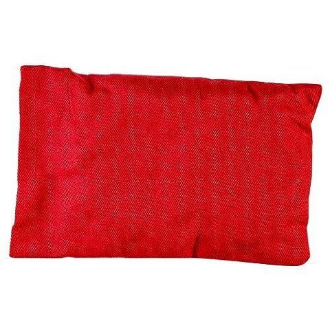 Bean Bags Pk/10 Same Clrs 6x4 125g Red
