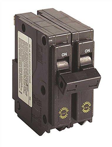 EATON GIDDS-606950 606950 Chq Series 2 Pole Classified Breaker 50 Amp Sqd by Eaton