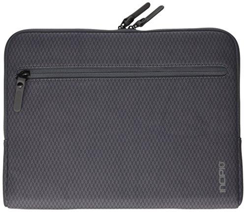 Incipio Ballard Sleeve Microsoft Surface Book (alle Versionen) grau - Microsoft zertifizierte Schutzhülle [Außentasche I Reißverschluss I Neopren-Außenseite I Gepolstert] - MSB-101-GRY - Incipio Usb