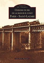 Chemins de fer de la banlieue ouest, Paris–Saint-Lazare