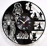 Kreative Silent Vinyl CD Rekord Wanduhr Dekoration Uhr Star Wars Yoda Geschenk Wecker Neuheit Uhr