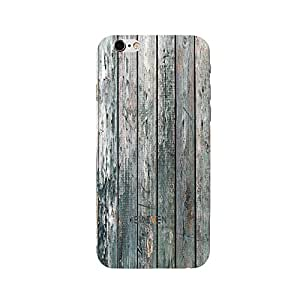 iSweven Odd design printed matte finish multi-colored back case cover for Apple iPhone 6s