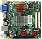 Point of View ION-MB330 Mainboard Sockel 441 Mini-ITX HDMI DVI G-LAN