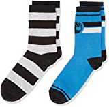 Timberland Jungen Socken T20327, 2er pack, Schwarz, 14 Jahre