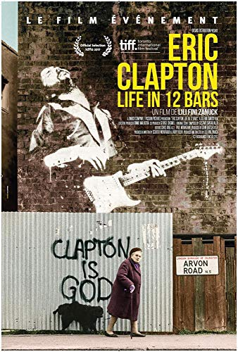 Eric clapton : life in 12 bars [Blu-ray] [FR Import]