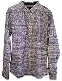 Fly53Rouge Crosstown Chemise à manches longues de £ 40,00