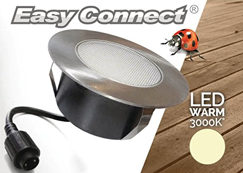 Easy Connect EC65456 Led Grond Spot 3 W