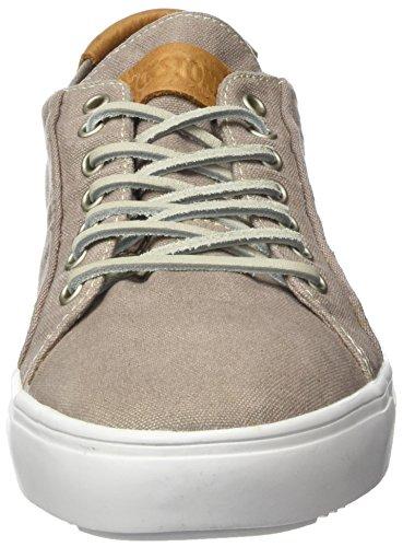 Blackstone Herren Pm31 Sneaker Grau (Drizzle)